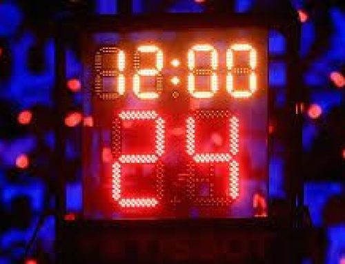 Capital Insights: Shot Clock
